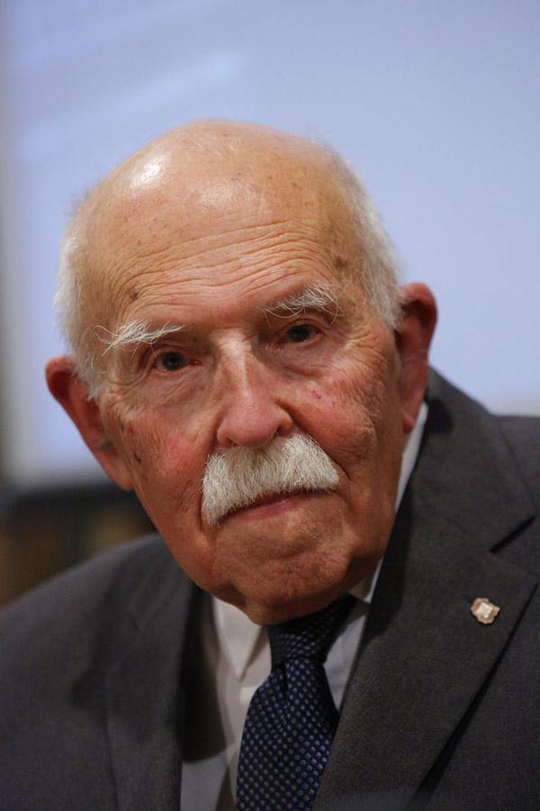 Prof. Wiesław Gruszkowski (fot. Dariusz Kula)
