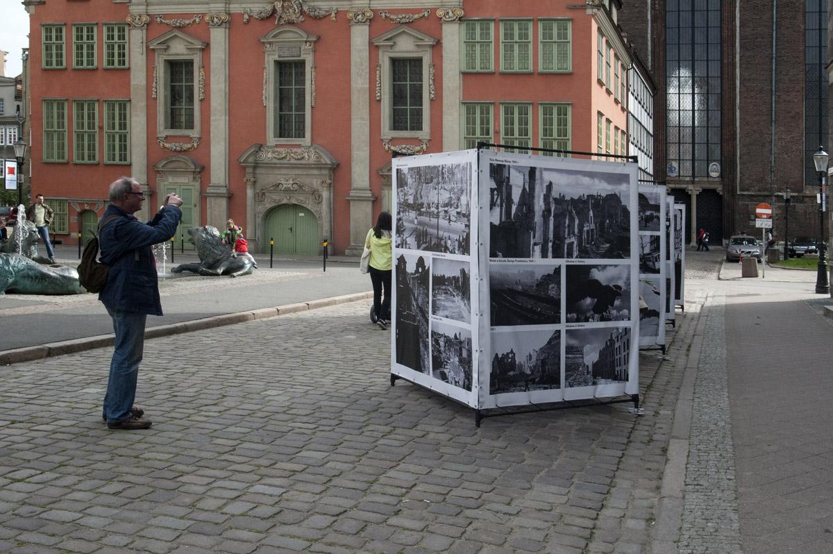 Wystawa fotografii Mariana Ryś-Dobrzykowskiego. Maj 2015 r.