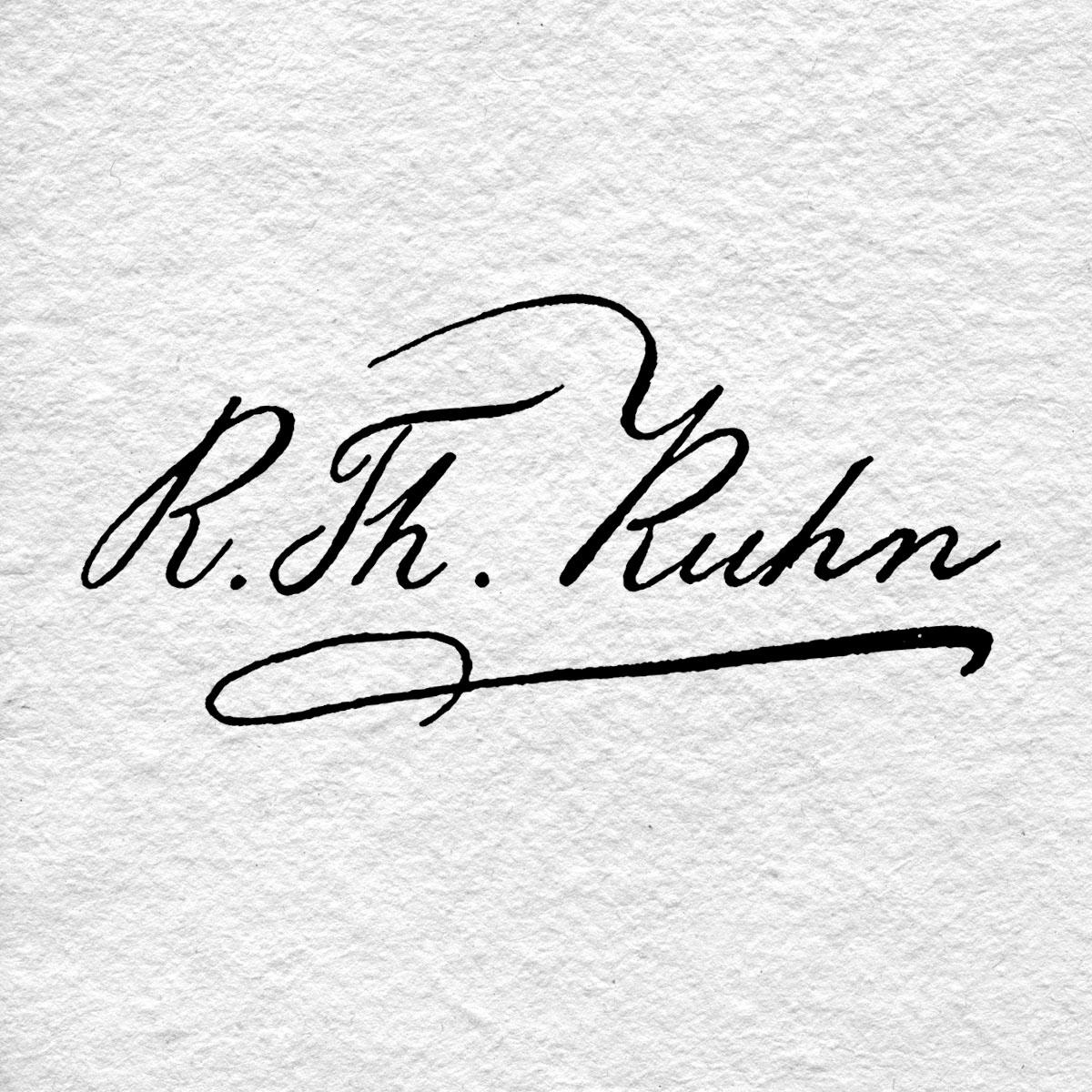 Rudolf Th. Kuhn - oficjalne logo