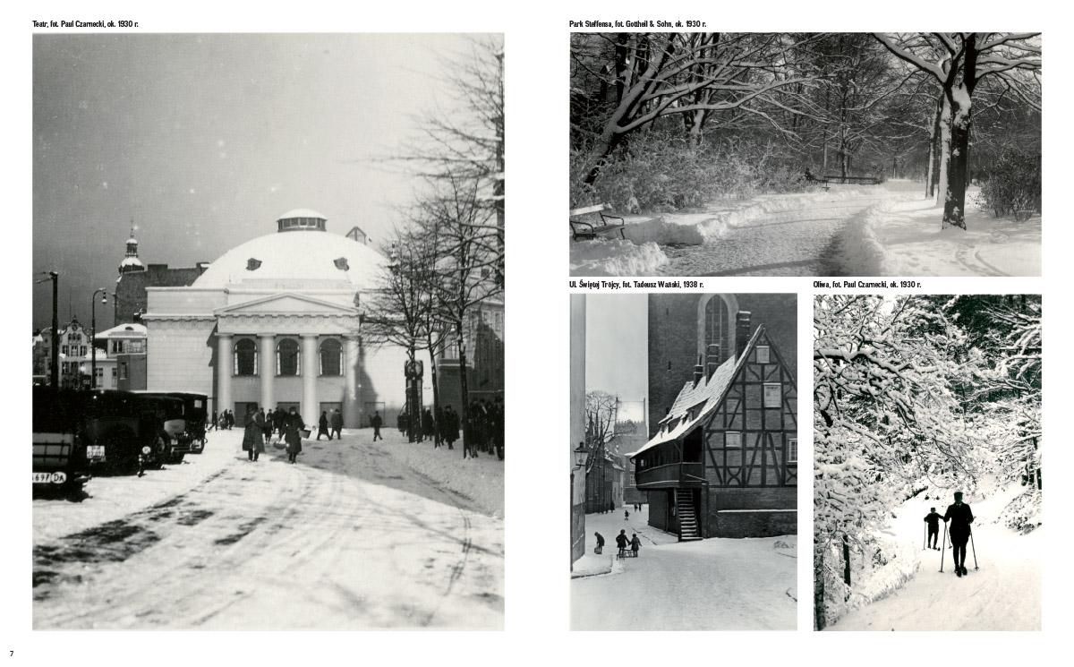 Pejzaż zimowy - 7